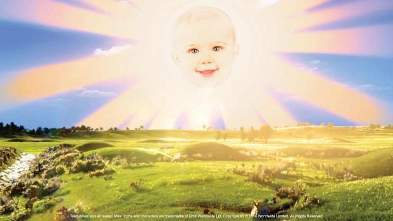 This is what Berry will look like as the new sun baby. Photo: DHX Media Ltd.