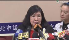 朝李登輝肖像潑漆...資深女藝人鄭惠中遭起訴