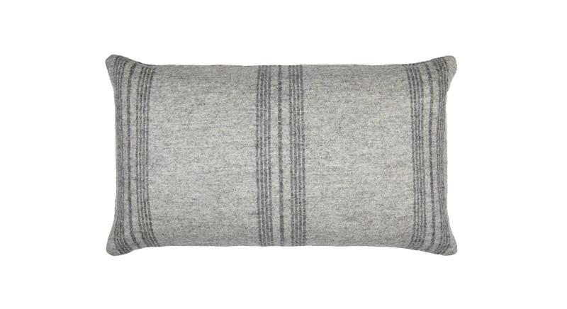 Stripe Wool Cushion