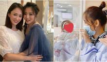 安以軒生女兒「長相超級美」 陳喬恩證實:誰還要看媽媽啊!