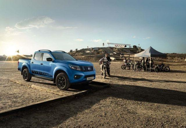 Nissan refreshes the range-topping Navara N-Guard pickup for 2020