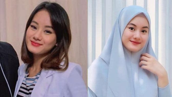 Beda Penampilan 5 Pemeran Cinta Suci Dulu Vs Saat Berhijab, Cantik Memesona (sumber: Instagram.com/dindahw)