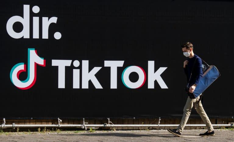 TikTok urges US court order to block Trump ban