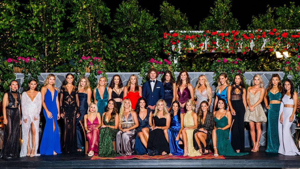<p>Everybody get excited because the 25 bachelorettes who are fighting it out for Nick 'Honey Badger' Cummin's heart have just been revealed. What a line up!<br />Source: Ten </p>