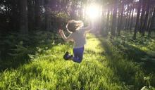 研究發現,在綠色環境長大的孩子智商更高