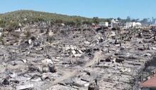 希臘最大難民營大火 移民接收問題再起(影音)