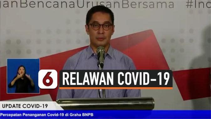 VIDEO: Simak 3 Pilihan Ini Jika Ingin Jadi Relawan Covid-19
