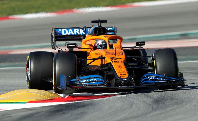 McLaren considering sale of a minority stake in F1 team - Sky