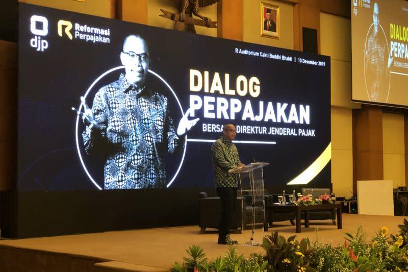 DJP optimalkan penerimaan lewat perluasan basis pajak pada 2020