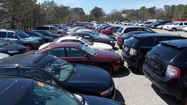 New York City selling 535 cars towed in Hurricane Sandy