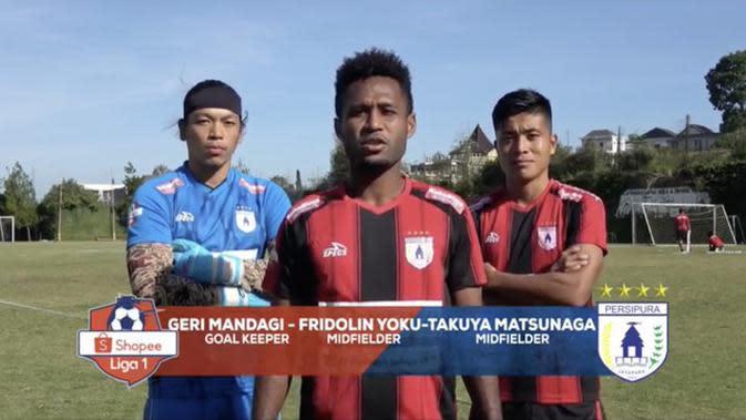 VIDEO: 9 Hari Lagi Shopee Liga 1 Dimulai, Jangan Sampai Terlewat Laga-Laga Seru Persipura Jayapura