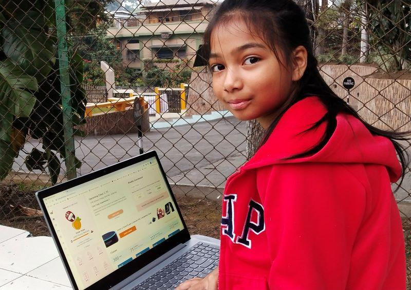 Meaidaibahun Majaw from Shillong has developed an anti-bullying app