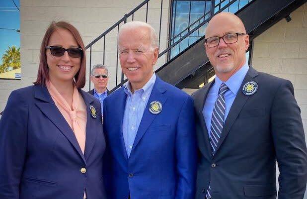 IATSE Endorses Joe Biden for President