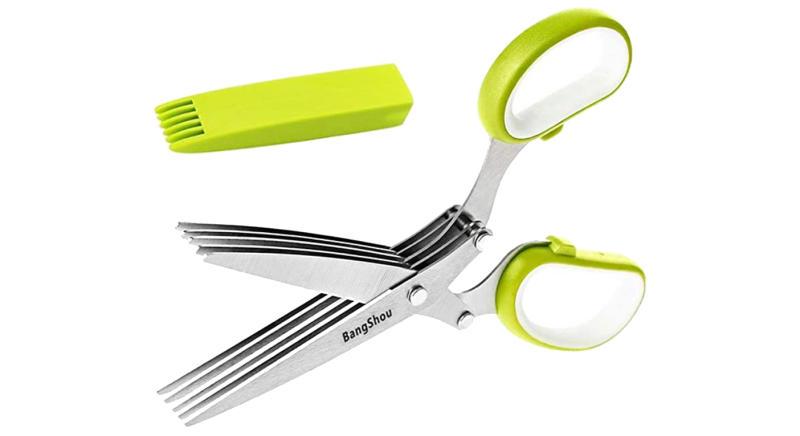 BangShou Herb Scissors High Quality Kitchen Scissors