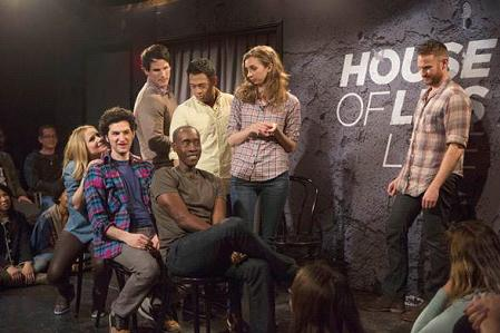 'House of Lies' Improv Show Offers New Year's Laughs