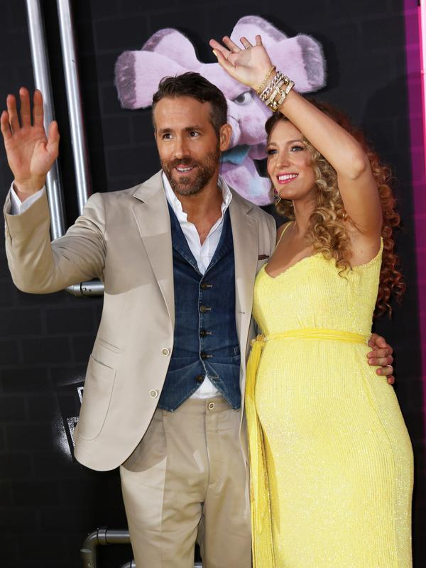 Blake Lively dan Ryan Reynolds (FOTO: Splashnews)