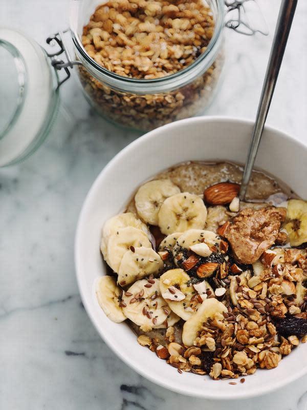 ilustrasi ide menu diet seminggu untuk pagi siang malam tanpa rasa lapar/Daria Shevtsova/pexels