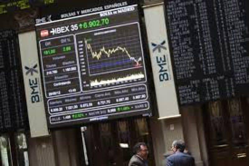 Bursa saham Spanyol ditutup melemah 0,17 persen