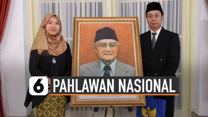 VIDEO: Deretan Pahlawan Nasional yang Baru Disahkan Jokowi