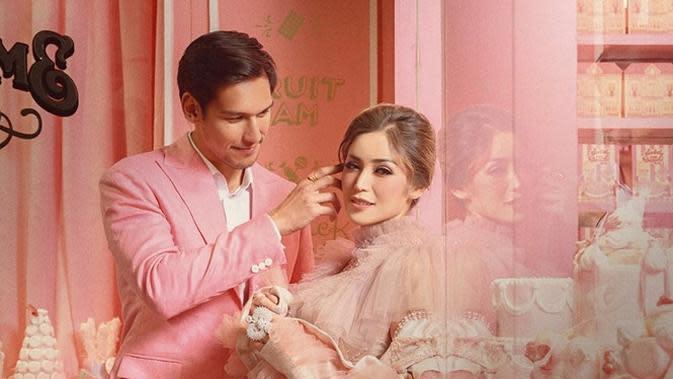 Menikah awal tahun 2020 mendatang, ini persiapan Jessica Iskandar untuk momen spesialnya dengan Richard Kyle. (Sumber: Instargram/@inijedar)