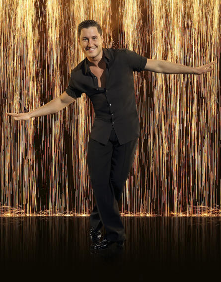 """Dancing with the Stars"" Season 16 VAL CHMERKOVSKIY"