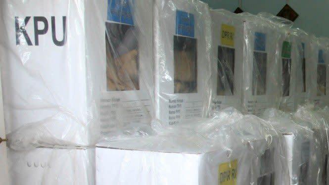 KPU Nunukan Mulai Lelang Logistik Pilkada kecuali Surat Suara