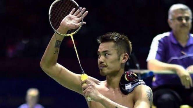 Lin Dan.