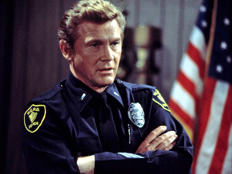 Steve Forrest (Sep. 29, 1924 - May 18, 2013)