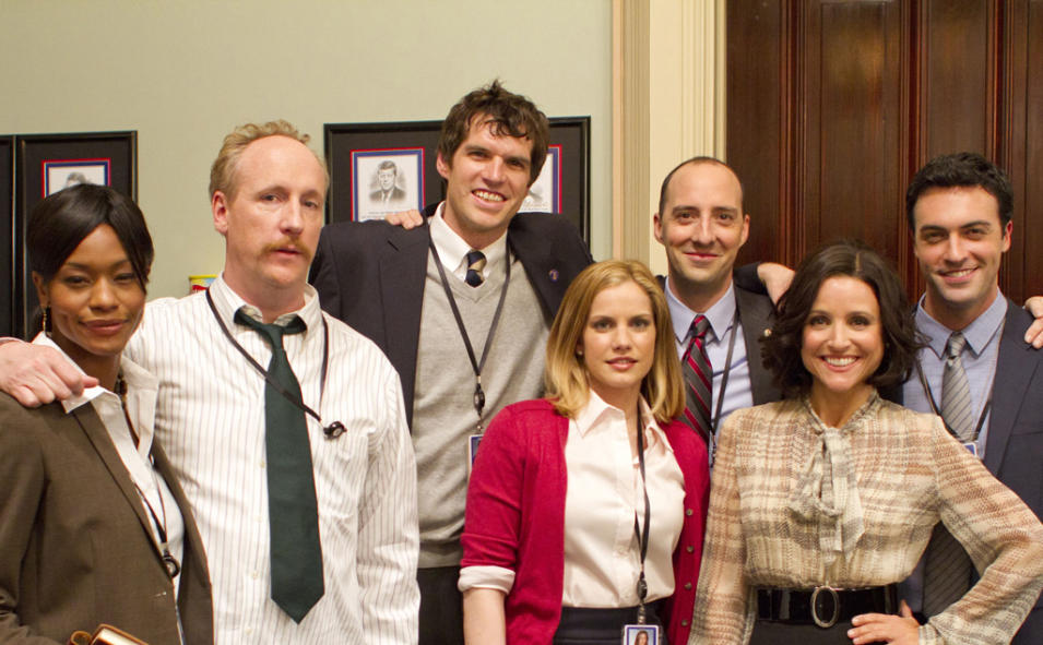 "Most Overrated TV Shows of the Year: ""Veep"""
