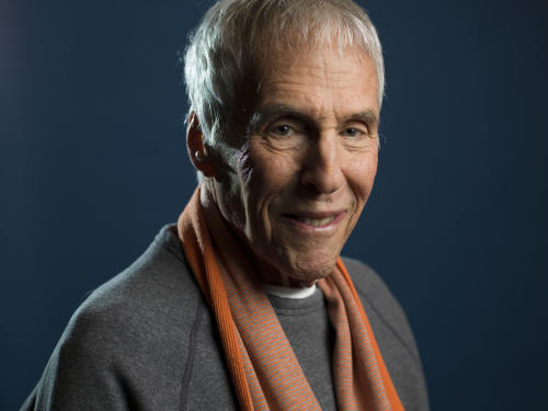 "This May 6, 2013 photo shows composer Burt Bacharach posing for a portrait in promotion of his memoir, ""Anyone Who Had A Heart: My Life and Music,"" in New York. (Photo by Scott Gries/Invision/AP)"