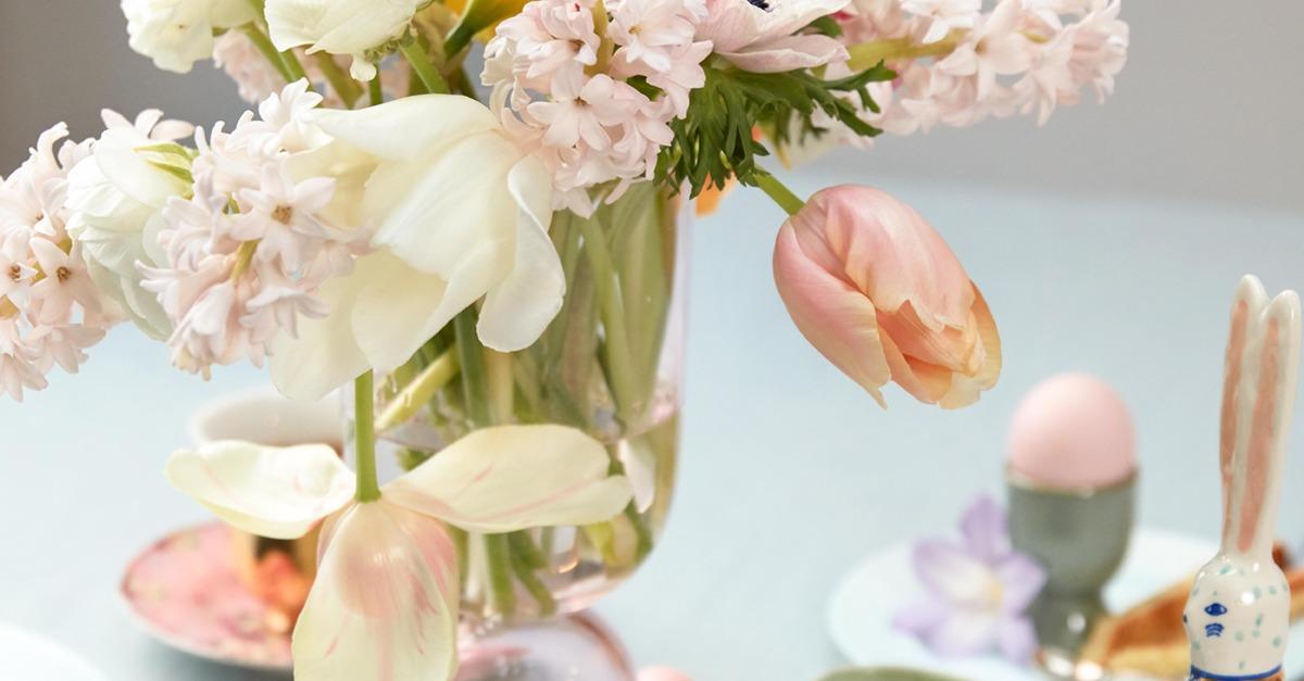 Une Pâques aux couleurs du printemps