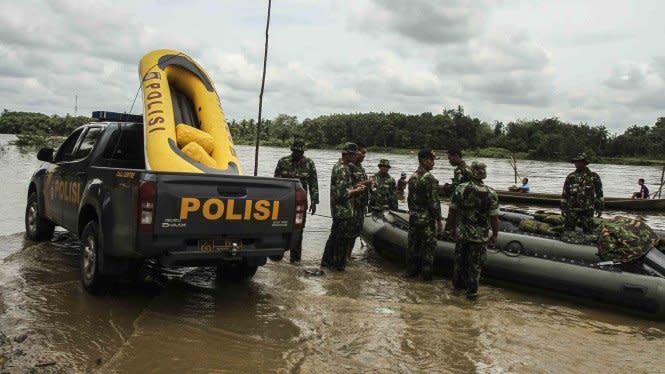 Sungai Bone Meluap, Ratusan Rumah di Gorontalo Terendam Banjir