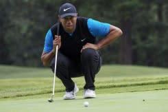 Woods tolak bermsin di Saudi, meski akan mendapat uang tampil 3 juta dolar AS