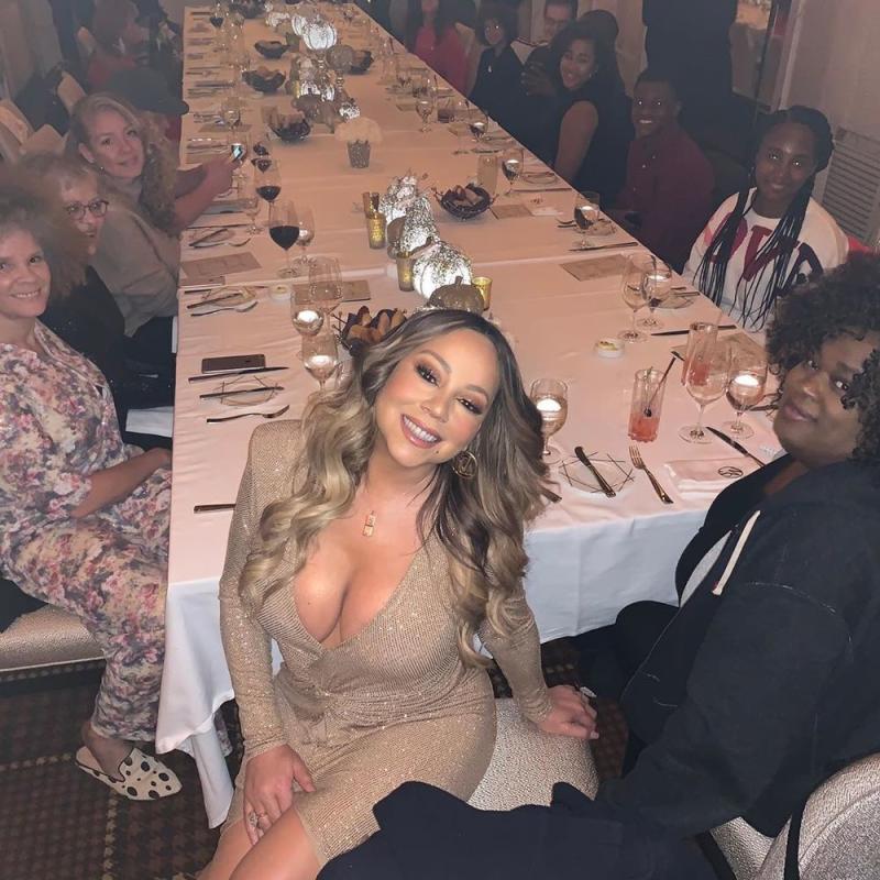 Mariah Carey/Instagram
