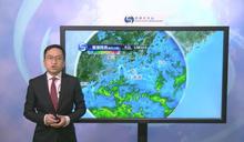 天文台:黃昏至晚上考慮改發三號強風信號