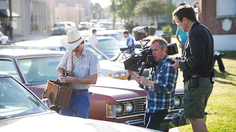 Oscars: Emotional End To Long Road For 'Dallas Buyers Club'