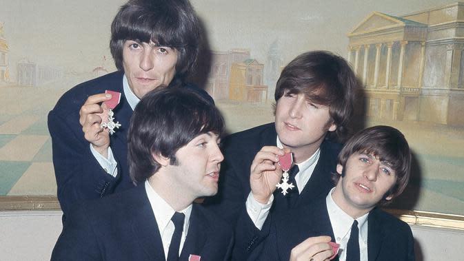 Lirik Lagu Imagination - The Beatles