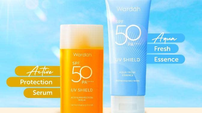 Wardah UV Shield Series.