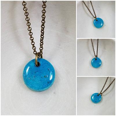 Blown Glass Pendant Necklace Bracelet Set Ashes Necklace Cremation Jewelry Memorial Jewelry Urn Cremation Necklace Pet Memorial Jewelry