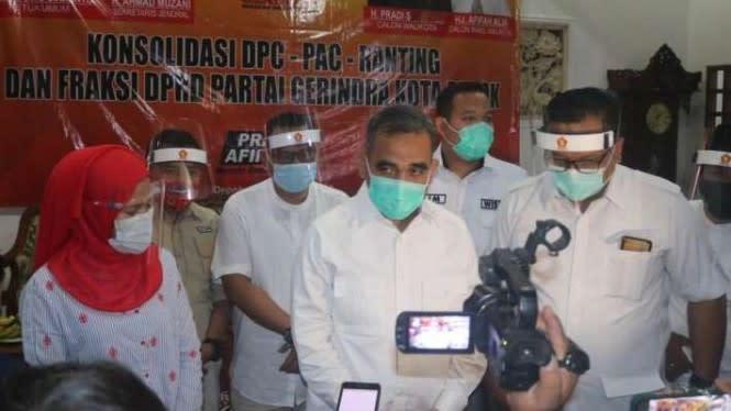Gerindra Sebut Depok Tolok Ukur Pemenangan Pilkada di Jabar
