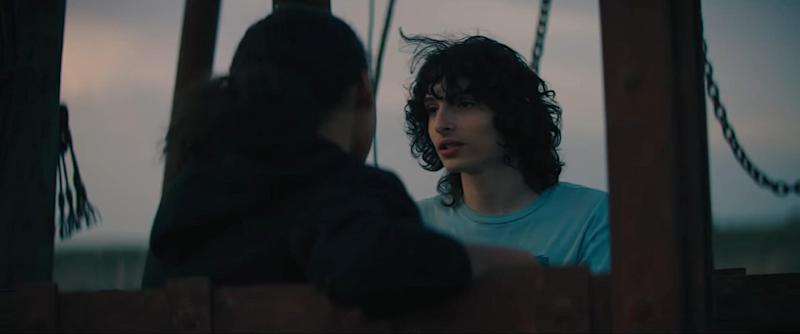 Stranger Things star Finn Wolfhard in Ghostbusters: Afterlife (Image by Sony)