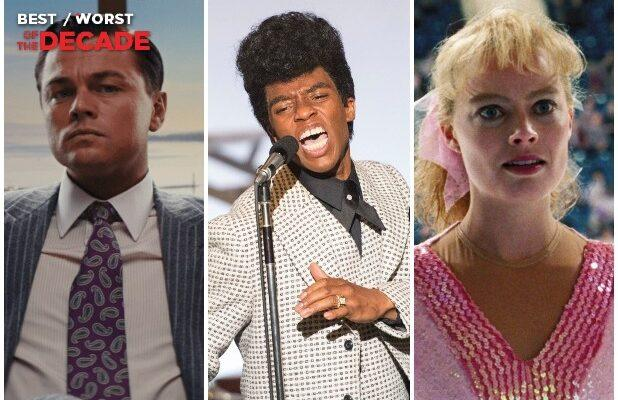 10 Best Biopics of the 2010s From 'I, Tonya' to 'The Wolf of Wall Street' (Photos)