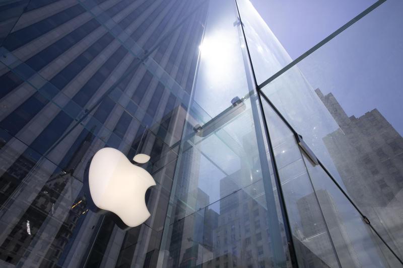 Off the Charts-Shiny Apple