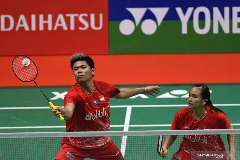 Praveen/Melati melenggang ke laga puncak turnamen internal PBSI