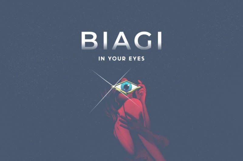 """Biagi curahkan pengalaman pribadi lewat debut lagu """"In Your Eyes"""""""
