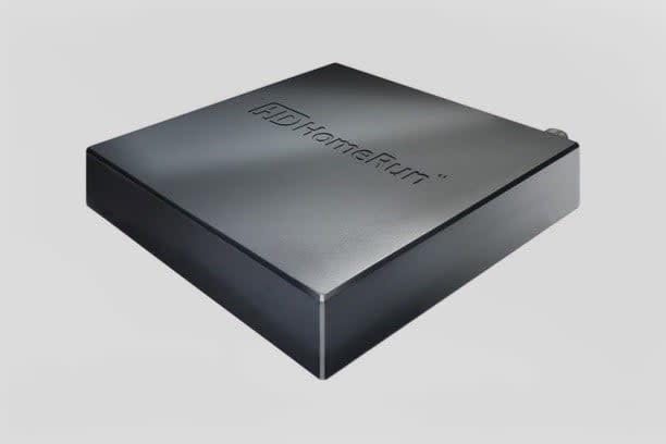 HDHomeRun OTA receiver
