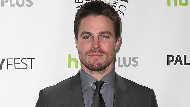 Stephen Amell Drops Hints About '50 Shades' Casting In Online Video