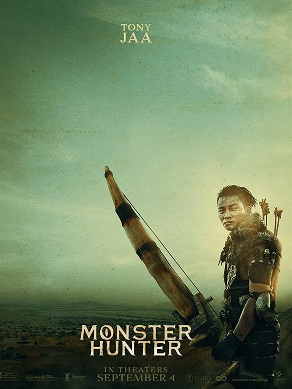 Monster Hunter. (Sony Pictures)