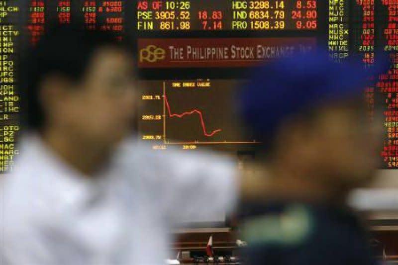 Saham Filipina merosot 4 hari beruntun, Indeks PSE turun 0,43 persen