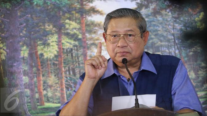 Mahfud Md: Tak Pernah Kami Bilang SBY dan AHY Dalang Unjuk Rasa